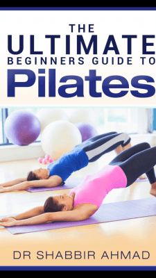 Pilates eBook Cover
