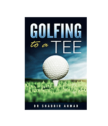 Golfing Book Cover