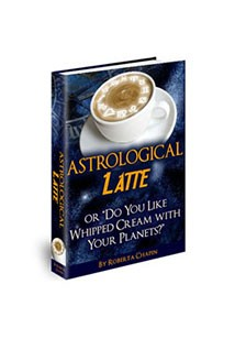 ASTROLOGICAL LATTE Book Cover