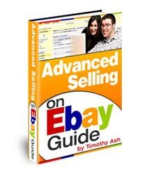 Advanced Selling on Ebay Book Cover