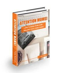 Attention Moms Book Cover