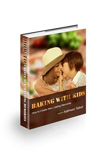 Baking with Kids Book Cover