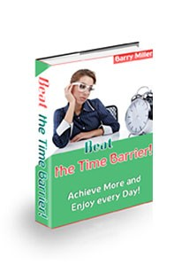 Beat the Time Barrier Book Cover