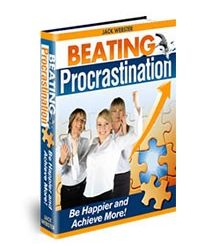 Beating Procrastination Book Cover