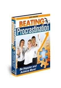 Beating Procrastination Book Cover