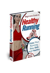 Beginners Guide To Healthy Running Book Cover
