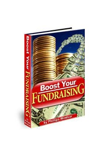 Boost Your Fundraising Book Cover