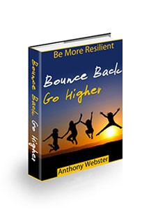 Bounce Back,Go Higher Book Cover