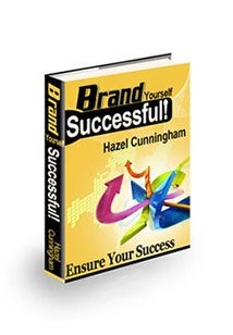 Book cover for Brand Yourself Successful