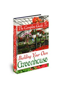Building Your Own Greenhouse Book Cover