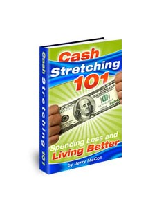 Cash Stretching 101 Book Cover