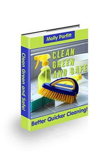 Clean,Green and Safe Book Cover