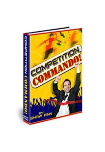 Book cover for Competition Commando