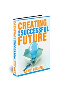 Book Cover For Creating Your Successful Future