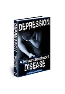 DEPRESSION A Misunderstood DISEASE Book Cover