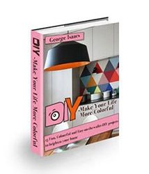 DIY Make Your Life More Colorful Book Cover