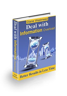 Deal with Information Overload Book Cover