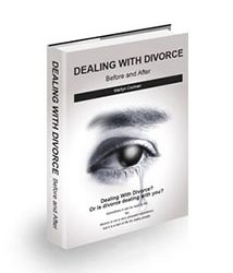 Book Cover For Dealing With Divorce
