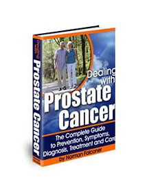 Dealing with Prostate Cancer Book Cover