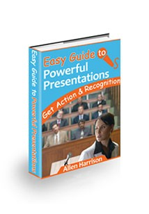 Easy Guide to Powerful Presentations Book Cover