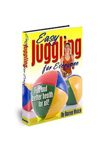 Easy Juggling for Everyone Book Cover