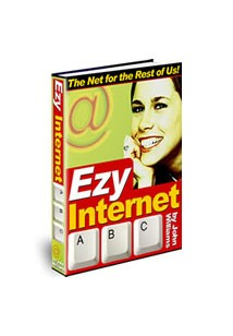 Ezy-Internet ABC Book Cover