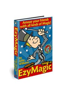 Ezy Magic Book Cover