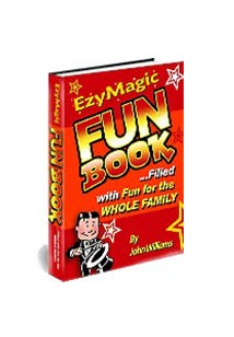 Book Cover For Ezy Magic Fun Book