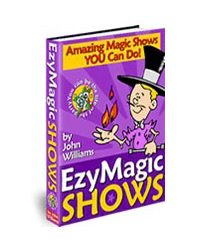 EzyMagic Shows Book Cover
