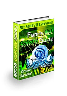 Family Net Safety Guide Book Cover