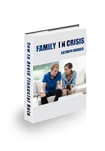 Family in Crisis Book Cover