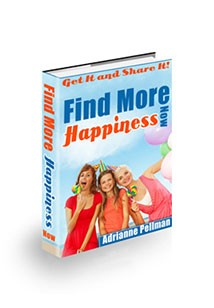 Find More Happiness Now Book Cover