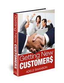 Getting New Customers Book Cover