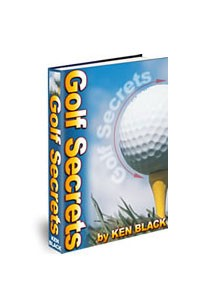 Golf Secrets Book Cover