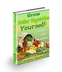 Grow Better Vegetables Yourself Book Cover