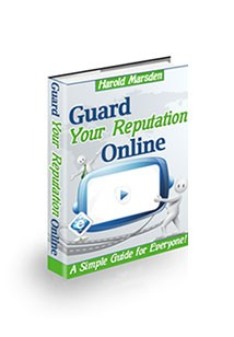 Guard Your Reputation Online Book Cover