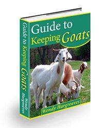 Guide to Keeping Goats Book Cover