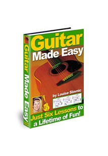 Guitar Made Easy Book Cover