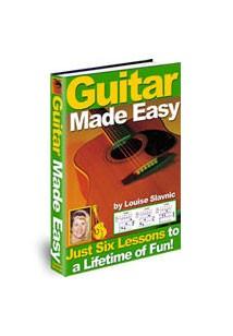 Guitar Made Easy Book Cover