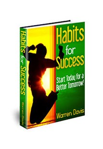 Habits for Success Book Cover