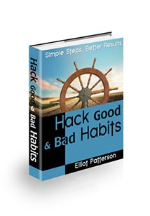 Hack Good & amp Bad Habits Book Cover