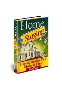 Home Staging Book Cover