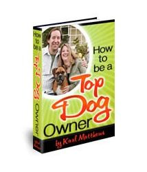 How To Be A Top Dog Owner Book Cover