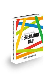 How To Deal With The Generation Gap Book Cover