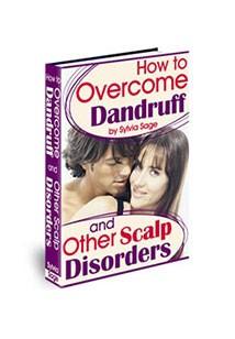 How To Overcome Dandruff Book Cover