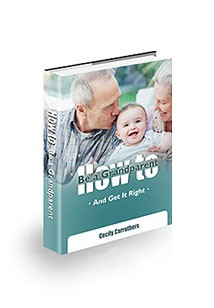 How to Be a Grandparent Book Cover