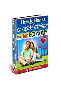 How to Have a Good Marriage in a Bad Economy Book Cover