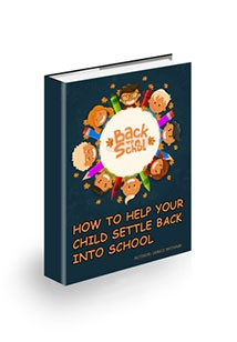 How to Help Your Child Go Back to School Book Cover