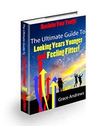 How to Look Years Younger and Feel More Fit Book Cover