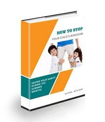 How to Stop YourChild's Boredom Book Cover